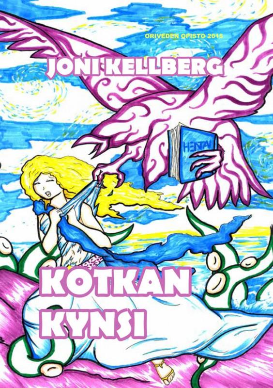 JOni_Kotkankynsi_Orjanro158_Kansi